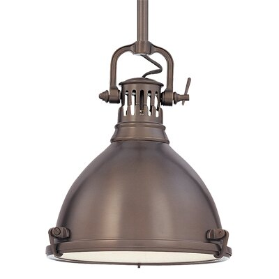 Hudson Valley Lighting Pelham 1 Light Mini Pendant