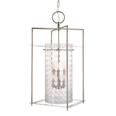 bEsopus 6 Light Foyer Pendant