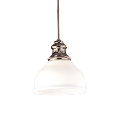 Hudson Valley Lighting Sutton 1 Light Mini Pendant
