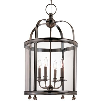 Larchmont 4 Light Foyer Pendant