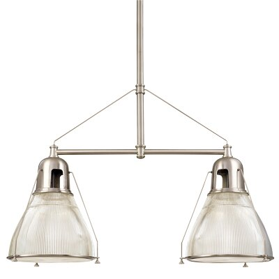 Hudson Valley Lighting Haverhill 2 Light Kitchen Island Pendant
