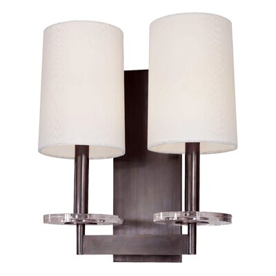 Hudson Valley Lighting Chelsea 2 Light Wall Sconce