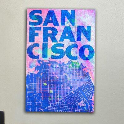 Jen Lee Art San Francisco Canvas Art