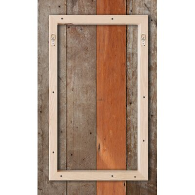 Jen Lee Art Los Angeles 2 Reclaimed Wood - Douglas Fir Art | Wayfair