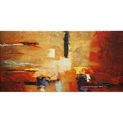 North American Art Montage Canvas Wall Art
