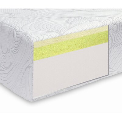 Tobia Natural Sleep Gemma Plush Memory Foam Mattress