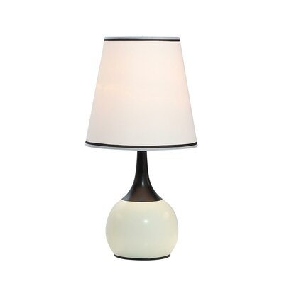 "OK Lighting 23"" H Table Lamp"