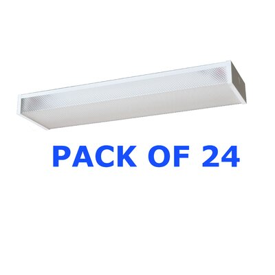 Wrap Fluorescent Fixture (Set of 24)