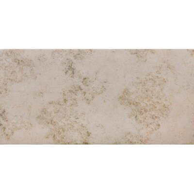 "Samson Tile Jura 12"" x 24"" Matte Floor Tile in Light Grey (Box of 7)"