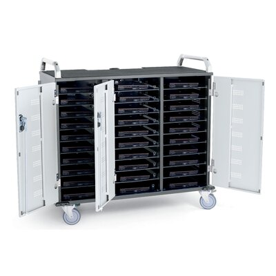 Anthro 30-Compartment Advanced Laptop Charging Cart