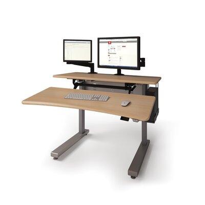 Anthro anthro ergonomic elevate ii adjustable work table amp reviews
