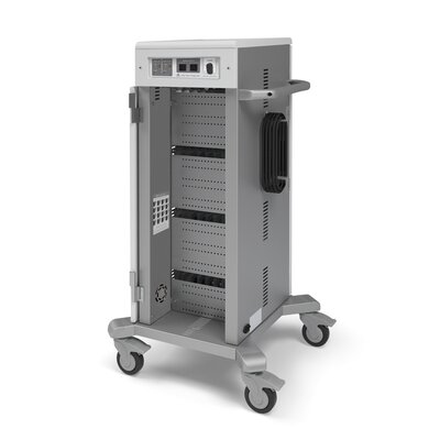 Anthro Big Case Tablet Charging Cart, 32 Unit