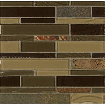 Random Sized Stone Mosaic Linear Tile in Java Bean