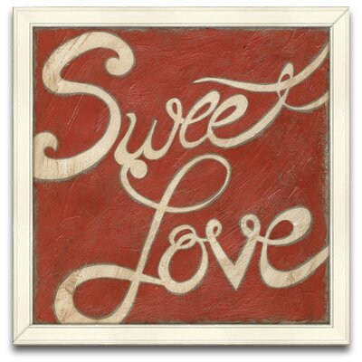 Epic Art Sweet Love Wall Art