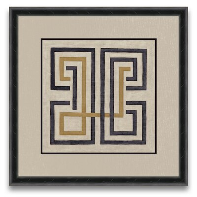 Epic Art Euclid's Charm Diversion IV Wall Art