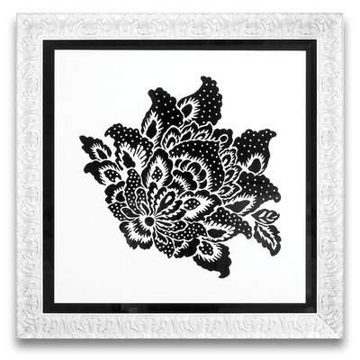 Epic Art Suzani Floral Wall Art