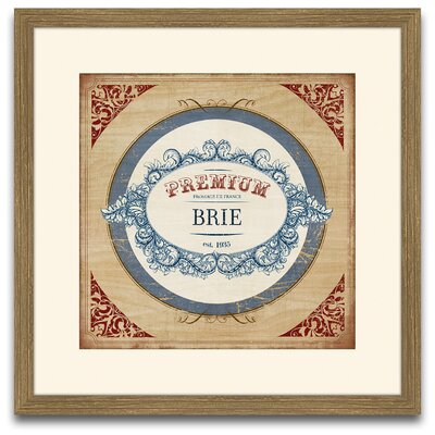 Epic Art The Connoisseur's Eye Brie Wall Art