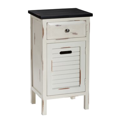 Shoreham 1 Drawer Accent Cabinet
