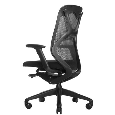 Wobi Office Suit Mesh Chair with Adjustable Arms