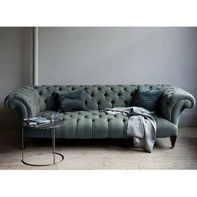 Canvas Home Chesterfield Sofa