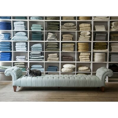 Canvas Home Chesterfield Chaise Lounge