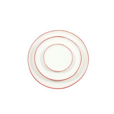"Canvas Home Abbesses 4.75"" Handmade Plates"