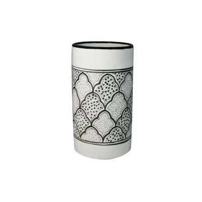 Canvas Home Tunis Handmade Utensil Holder