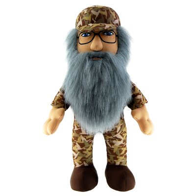 Duck Dynasty Si Plush with Sound