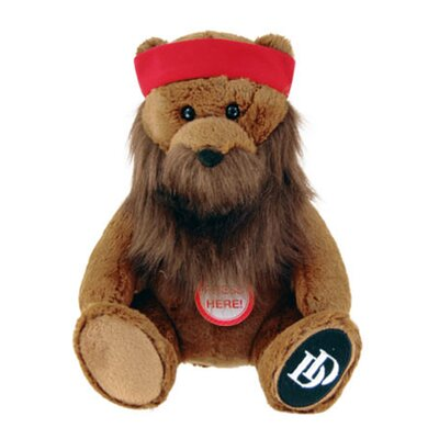 Duck Dynasty Willie Bear Plush with Sound
