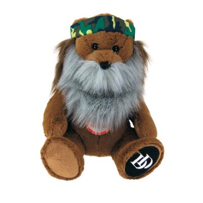 Duck Dynasty Phil Bear Plush with Sound
