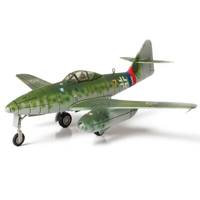 Smithsonian Series German Messerschmitt Me-262 JG7 Airplane