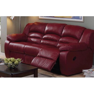 Palliser Furniture Prentice Leather Reclining Loveseat
