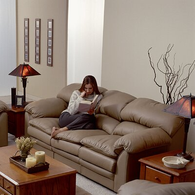 Palliser Furniture Shanti Leather Sofa