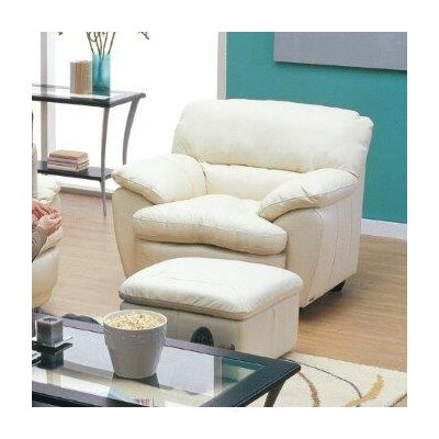 Harley Reclining Chair and Ottoman