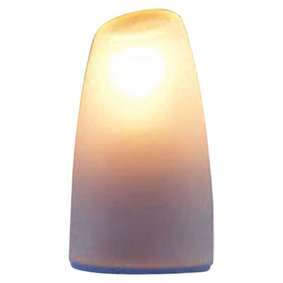 "Contempo Lights Inc LuminArt Odyssey LED Rechargeable Designer 9"" H Table Lamp"