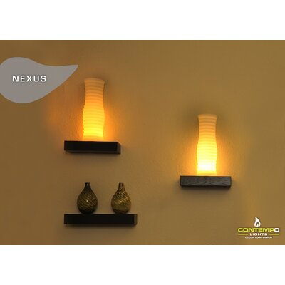 Contempo Lights Inc LuminArt Nexus Table Lamp