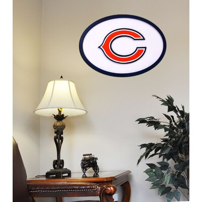 "Fan Creations NFL 31"" Logo Wall Art"
