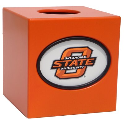 Fan Creations NCAA Tissue Box Cover