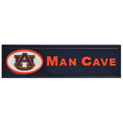 Fan Creations NCAA Man Cave Plaque
