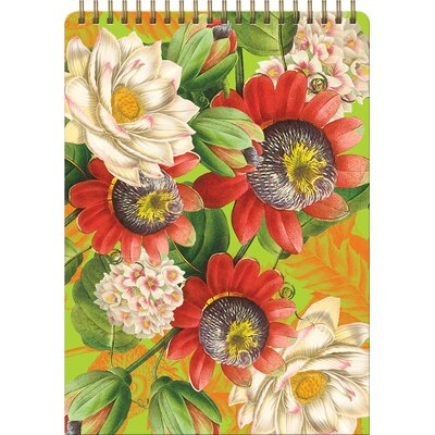 Studio Oh Floral Recipe Keeper