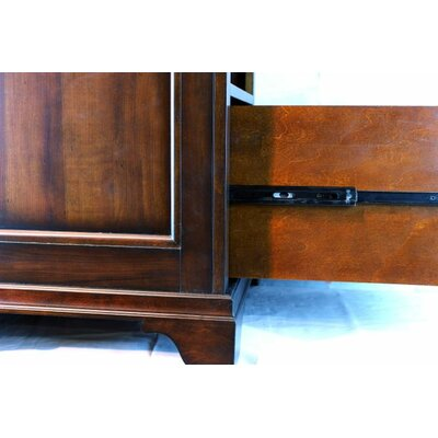 E-Ready Belcourt Single Pedestal Desk