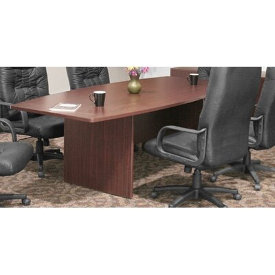 "Regency 71"" x 35""  Boat Shape Conference Table Office Set"