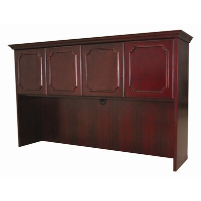 "Regency Prestige Traditional 42"" H x 69"" W Desk Hutch"