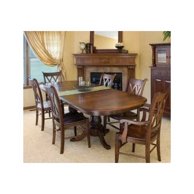 Conrad Grebel Chancellor 7 Piece  Dining Set