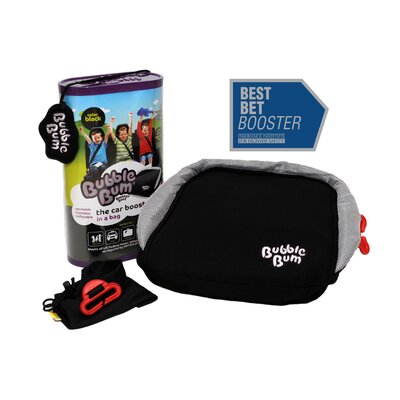 Inflatable and Portable Car Booster Seat