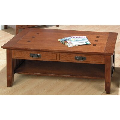 Viejo Coffee Table