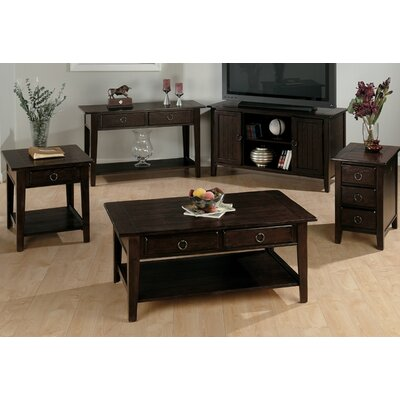 Jofran Heirloom Coffee Table Set