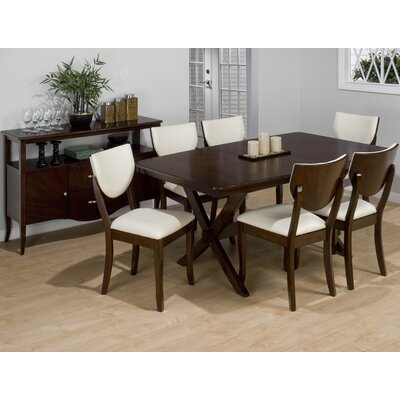 Jofran Satin Dining Table