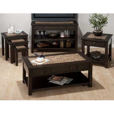 Jofran Barkley Coffee Table Set