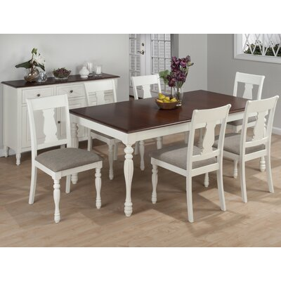 Jofran Chesterfield Tavern 7 Piece Dining Set